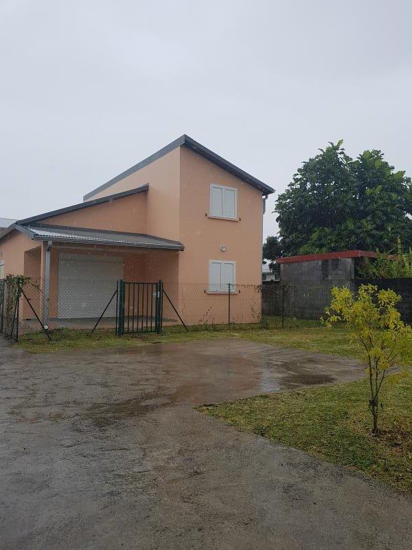 Maison 4 pièces - 107m² - BRAS PANON