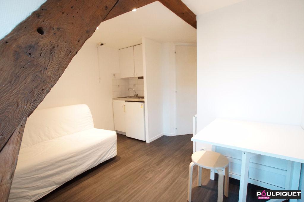 Appartement 1 pièce - 16m² - NANTES