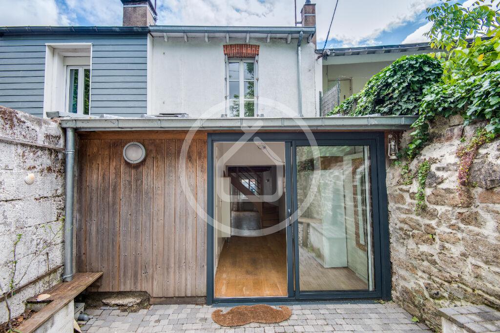 Maison 3 pièces - 65m² - NANTES