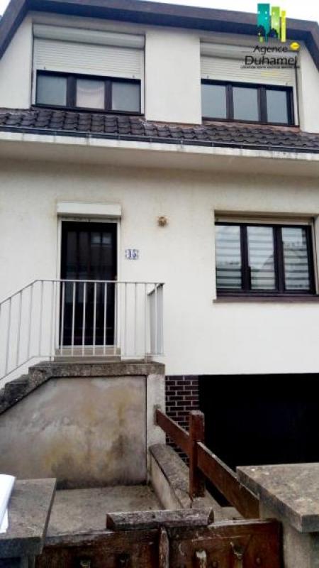 Maison 4 pièces - 96m² - OUTREAU